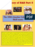 The History of R&B Part 5