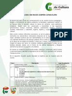 CARNAVAL - CAMPO DE LA CRUZ  2021