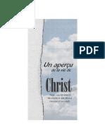 2- CE0200Fr_hlc_ Un aperçu de la vie de Christ