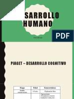 Desarrollo Humano II - 1