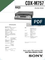 CDX-M757