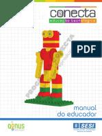 manual do educador sesi 1º ano zet