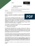 OPINIÓN 246-17 - MINEDU - DECLARACION NULIDAD OF.PROCED.SELEC.