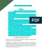 APERTURA ECONÓMICA EN COLOMBIA