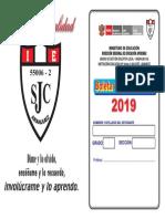 Libreta 55006-2 2019