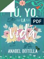 Tu, yo, la vida - Anabel Botella