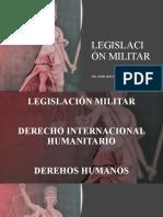 LEGISLACIÓN MILITAR EN BOLIVIA