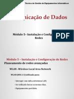 8-WLAN –Wireless Local Area Network