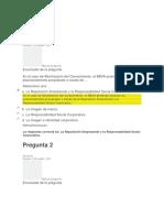 Examen c7 - respuestas mercadeo estrategico