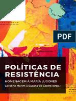 Políticas de Resistência Homenagem à María Lugones