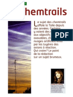 Nexus 70 - Chemtrails Nuage ou épandage par Pryska Ducoeurjoly (sept 2010)