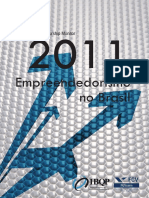Livro GEM Brasil 2011