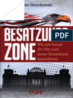 Besatzungszone - Wie Und Warum Die USA Noch Immer Deutschl. Kontr. by Orzechowski, Peter (Utopia)