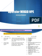 WS Pengawas MiKAD_Development OPR