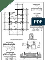 Plan (Petit Hangar)