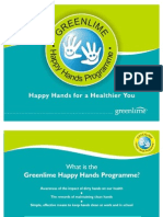 Greenlime School Hygiene - Clean Hands