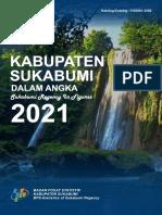 Kabupaten Sukabumi Dalam Angka 2021