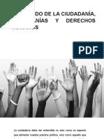 Presentación PP Ciudadanìa y Derechos Humanos