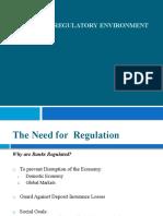 Unit 2- The Bank Regulatory Environment