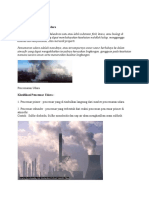 Komunitas Polusi Udara