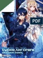 Sword Art Online 18. Alicization Lasting(Underworld)_32%