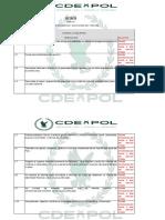 CDEPOL - TABLA DE INFRACCIONES LEY N° 30714
