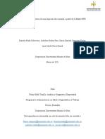 actividad 6 Informe sobre el entorno de una empresa seleccionada