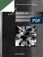 Derecho de La Propiedad Intelectual by Solorio Perez, Óscar Javier (Z-lib.org)