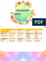 Estequiometrí