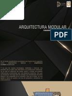 u1.Ftd2. Arquitectura Modular