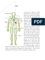 Anatomy and Physiology Dengue