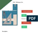 Cours de dessin industriel PDF - Télécharger, Lire TÉLÉCHARGER LIRE ENGLISH VERSION DOWNLOAD READ. Description