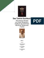 Tantris-Kochbuch - Eckard Witzigmann