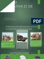 UNIDAD EDUCATIVA 21 DE ABRIL_6TA CLASE_10MO