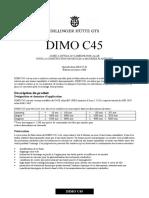 dimo_c45 (recuit, trempe, revenu)