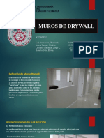 EXPO MUROS DRYWALL