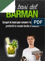 Manuale e ricettario cocktail