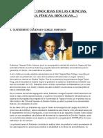 MUJERES SILENCIADAS 2, GEMA Y CONSUELO