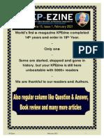 KP EZine 169 February 2021