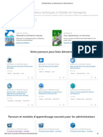 Administrateurs sur Microsoft Learn _ Microsoft Docs