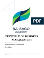 Assignment Business Management n