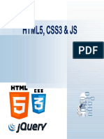 Cours Web 1 HTML5