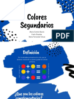 colores segundarios