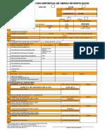 Acta de Recepcion Definitiva de Obras de Edificacion