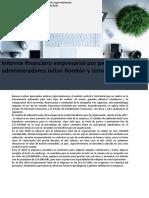 Informe Agroveterinaria finanzas