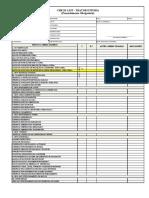 3000.G.DAD.0007 -Check List  - TRATOR ESTEIRA - Revisão 02 - 19.08.2020....