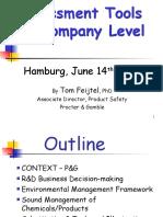A Case Study - Proctor & Gamble
