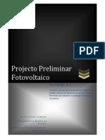 Projecto Preliminar De  Uma Instalação Fotovoltaica final