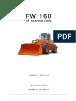 FW160 Manual de Serviço 75314034