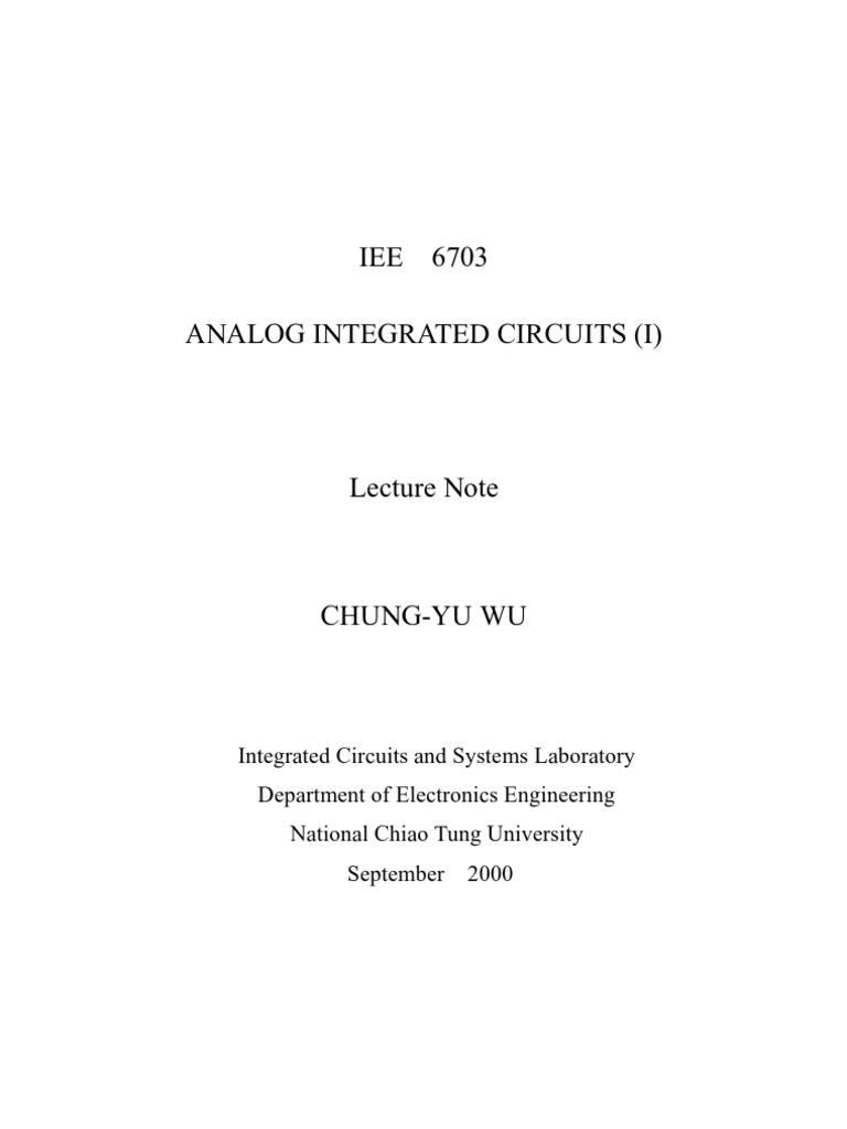 Analog Integrated Circuits Mosfet Fet Audio Mixer And Switch Circuit Diagram Electronic